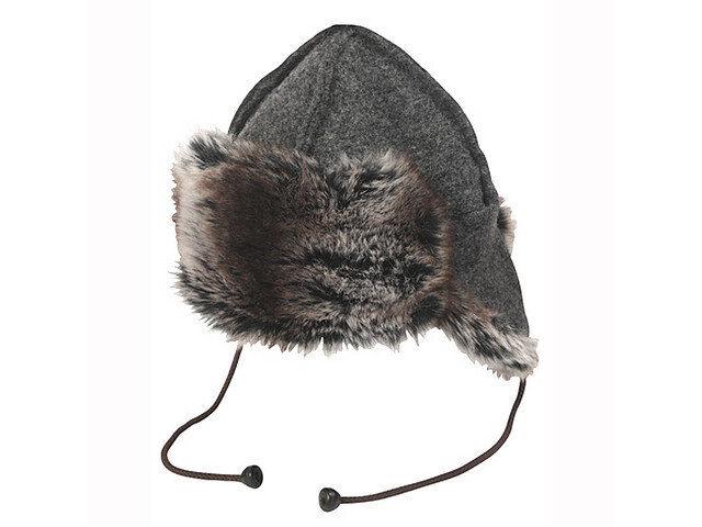 66° North Kaldi Arctic Hat ash grey